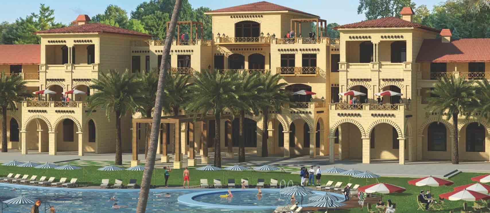 Oshun by Eiwan - Beachfront Resort-Style Housing